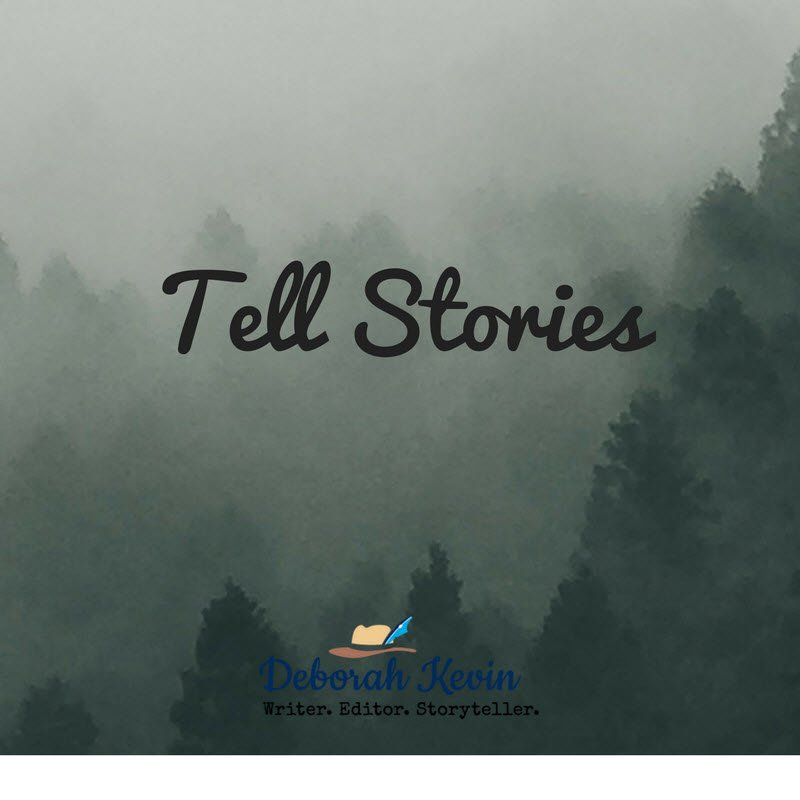 Please Tell Me a Story