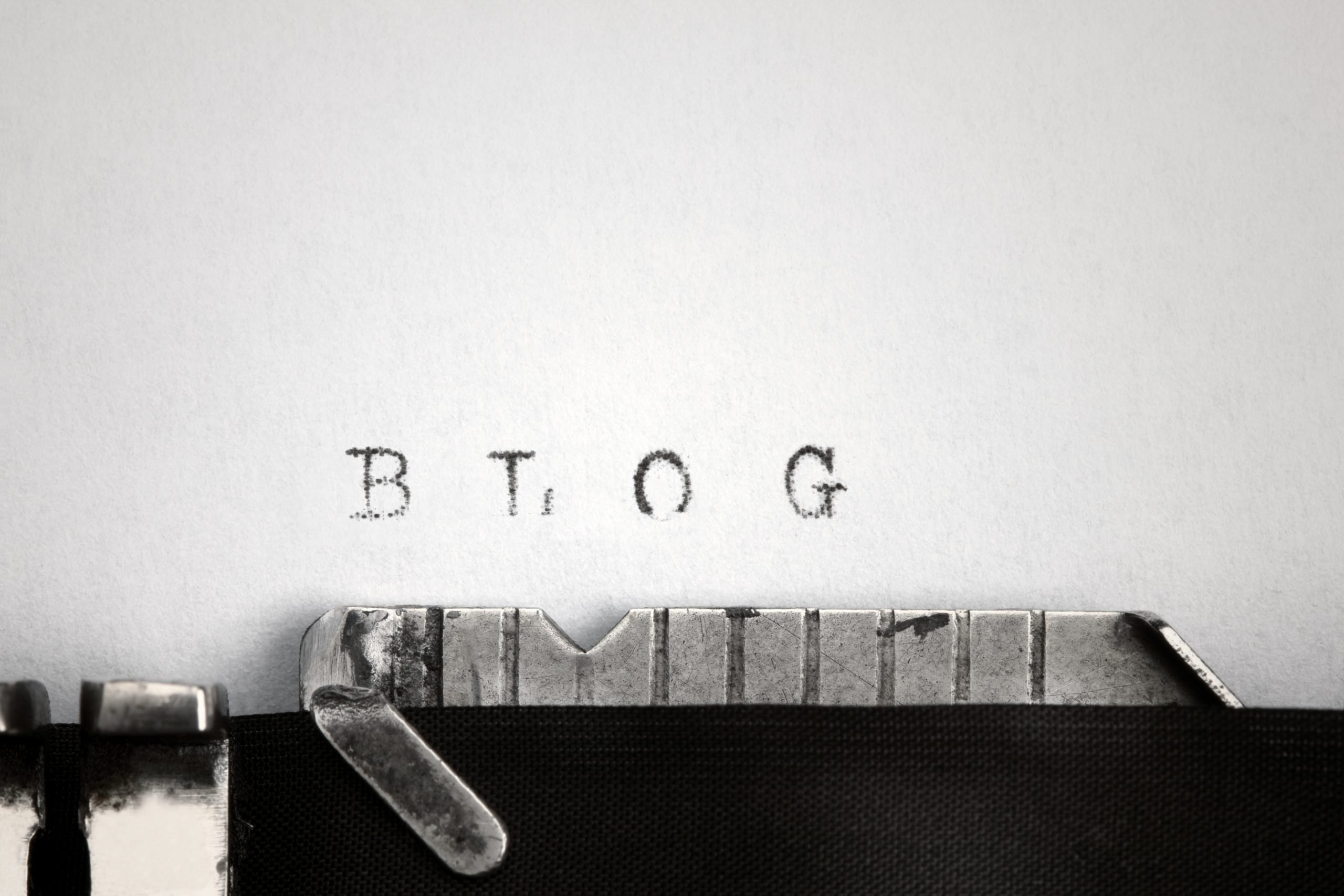 5 Reasons You Ought to be Blogging