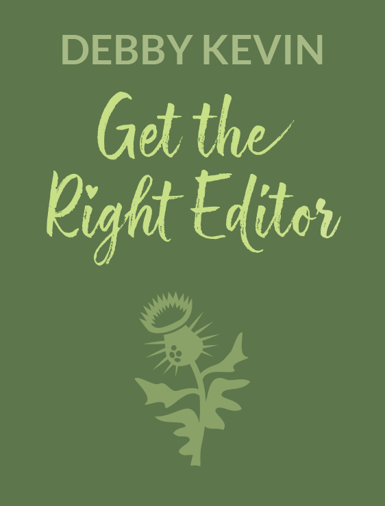 Get the right editor e-book